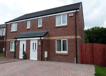 Thumbnail 3 bed semi-detached house for sale in Sweet Thorn Drive, Ballerup Village, East Kilbride