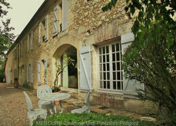 Thumbnail 6 bed property for sale in Lectoure, Midi-Pyrenees, 32700, France