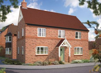 "Thumbnail 4 bed detached house for sale in ""The Moreton"" at Wall Hill, Congleton"