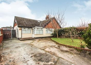 Thumbnail 2 bedroom bungalow for sale in Blackpool Road North, Lytham St. Annes, Lancashire