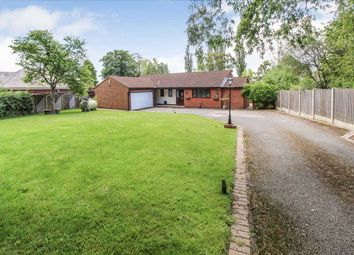 Thumbnail 4 bed detached bungalow for sale in Brolay, Kinoulton Lane, Nottingham
