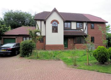 Thumbnail 6 bedroom detached house for sale in Paxton Crescent, Shenley Lodge, Milton Keynes