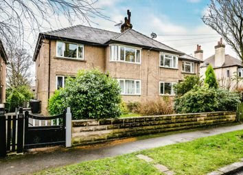Thumbnail 3 bed flat for sale in Vernon Avenue, Edgerton, Huddersfield