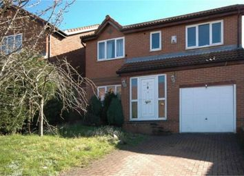 Thumbnail 4 bed detached house to rent in South Hill Road, Gateshead, Tyne And Wear