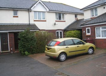 Thumbnail 1 bed flat to rent in Waterside Drive, Chichester, West Sussex
