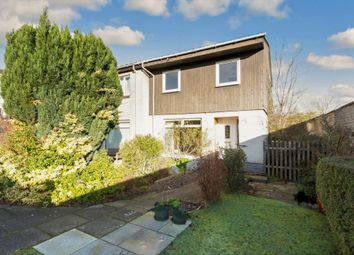 Thumbnail 3 bed semi-detached house for sale in 9 Kilchurn Court, Corstorphine, Edinburgh