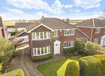 Thumbnail 4 bed detached house for sale in Pinfold Close, Bickerton, Wetherby