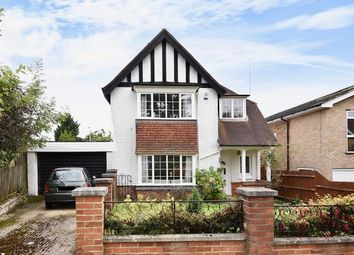 Thumbnail 4 bed detached house for sale in Highfield Road, Northwood