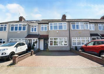 3 bed terraced house for sale in Heather Way, Rise Park RM1