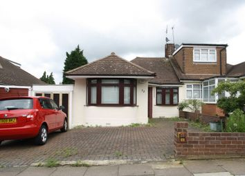Thumbnail 2 bed bungalow for sale in Basildon Avenue, Ilford