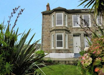 Thumbnail 3 bed end terrace house for sale in Orchard Terrace, Newlyn, Penzance, Cornwall