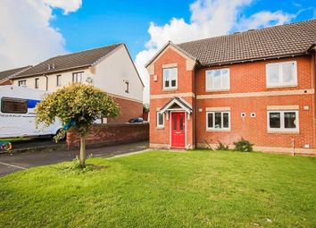 Thumbnail 3 bed semi-detached house to rent in Montgomery Close, Baxenden, Accrington