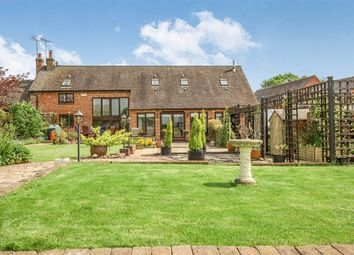Thumbnail 4 bed barn conversion for sale in Willow Pit Lane, Hilton, Derby