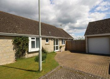 Thumbnail 2 bed semi-detached bungalow for sale in Chapel Close, Kempsford, Gloucestershire