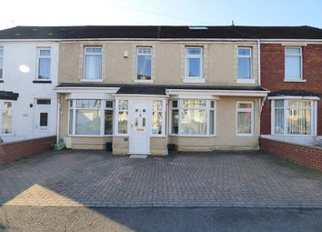 Thumbnail 4 bed terraced house for sale in Margam Avenue, Morriston, Swansea