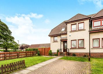 Thumbnail 2 bed terraced house for sale in Stone Crescent, Mayfield, Dalkeith
