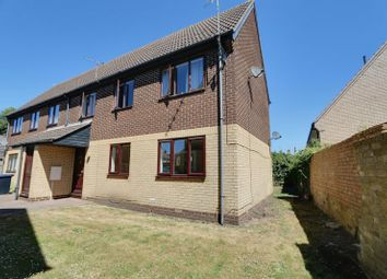 Thumbnail 1 bed flat for sale in Manor Place, Littleport, Ely