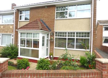 Thumbnail 3 bed end terrace house for sale in Throston Grange Lane, Hartlepool