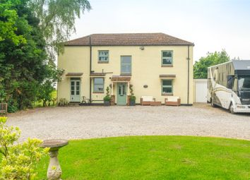 Thumbnail 4 bed equestrian property for sale in Cliffe, Selby