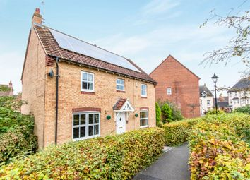 Thumbnail 4 bed detached house for sale in Oak Tree Drive, Witham St. Hughs, Lincoln