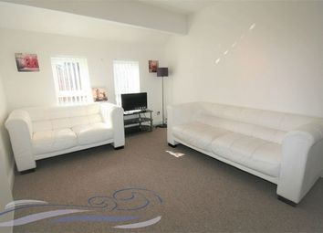 Thumbnail 2 bed flat to rent in East Burrows Road, Swansea