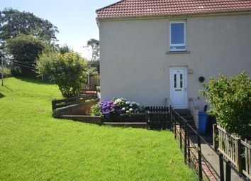 Thumbnail 3 bed flat for sale in Rossend Terrace, Burntisland, Fife