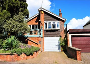 Thumbnail 2 bed detached bungalow for sale in Church Street, Coton-In-The-Elms, Swadlincote