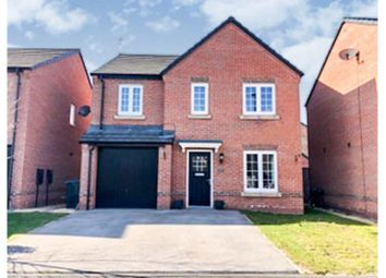 Thumbnail 4 bed detached house for sale in Insall Way, Auckley, Doncaster