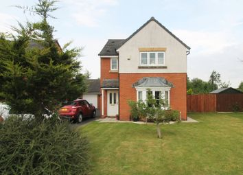 Thumbnail 3 bed detached house for sale in Edenside, Cargo, Carlisle