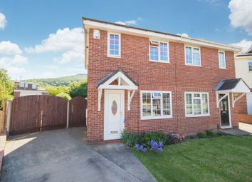 Thumbnail 2 bed semi-detached house for sale in Ashbourne Close, Estone, Middlesbrough