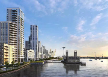 Thumbnail Flat to rent in 17 Bessemer Place, London, North Greenwich, London