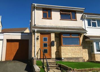 Thumbnail 3 bedroom semi-detached house for sale in Foxdown Manor, Wadebridge