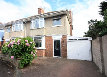 Thumbnail 3 bed semi-detached house for sale in Lyndale Road, Wyke Regis, Weymouth