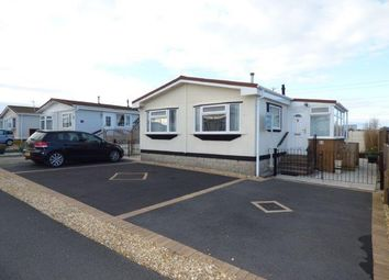 Thumbnail 2 bedroom mobile/park home for sale in Old Trafford Park, Borrans Lane, Middleton