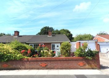 Thumbnail 2 bed semi-detached bungalow for sale in Milbrook Drive, Kirkby, Liverpool
