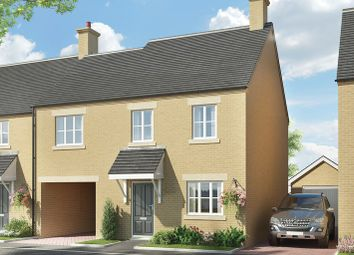 Thumbnail 3 bed semi-detached house for sale in Ludlow Road, Bicester