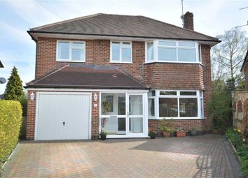 Thumbnail 5 bedroom detached house to rent in Eaton Close, Allestree, Derby