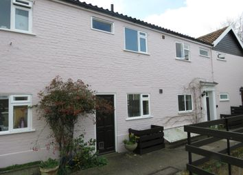 Thumbnail 1 bed cottage for sale in Mandells Court, Norwich
