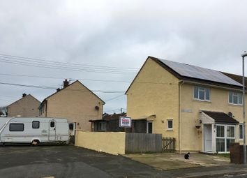 Thumbnail 4 bed end terrace house for sale in Brynawelon, Stop And Call, Goodwick