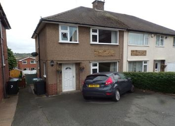 Thumbnail 3 bed semi-detached house to rent in Crown Close, Chesterfield