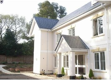 Thumbnail 1 bedroom flat to rent in Plantation Terrace, Dawlish