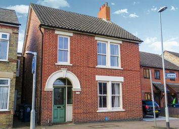 Thumbnail 4 bed detached house to rent in Great Whyte, Ramsey, Huntingdon