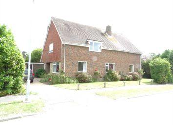 Thumbnail 3 bed detached house to rent in Church Street, Willingdon, Eastbourne