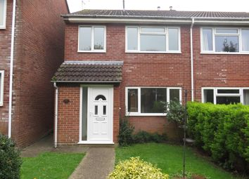 Thumbnail 3 bed semi-detached house to rent in Runnymede Road, Yeovil