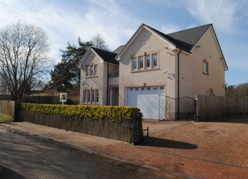 Thumbnail 5 bed detached house for sale in Whitelees Drive, Lanark