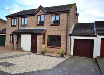 Thumbnail 3 bed semi-detached house for sale in Larkrise, Cam, Dursley