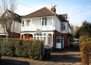 Thumbnail 2 bed flat to rent in York Road, Woking