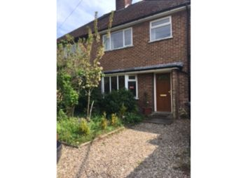 Thumbnail 3 bed terraced house for sale in Fountain Lane, Haslingfield, Cambridge