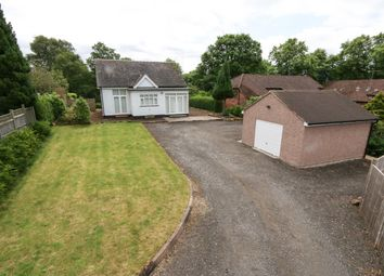 Thumbnail 2 bed detached bungalow for sale in Newcastle Lane, Penkhull, Stoke-On-Trent