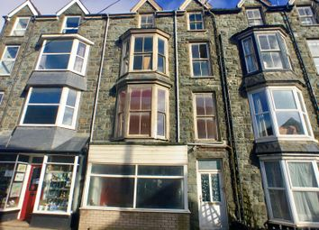 Thumbnail 6 bedroom terraced house for sale in King Edward Street, Barmouth, Gwynedd.